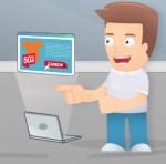 Kupowanie w sieci należy do rzeczy łatwych i przyjemnych!