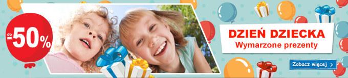 Twój prezent na Dzień Dziecka jest w Smyku
