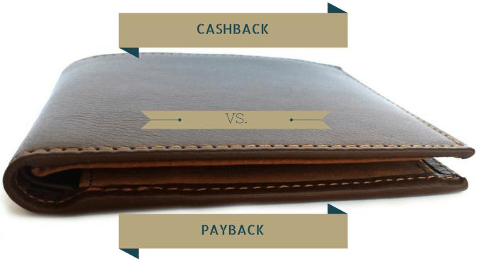 cashback a payback