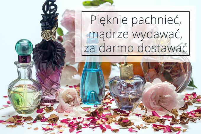 Odkoduj darmową dostawę pięknych zapachów od Sephora