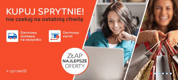 Darmowa dostawa od eMag.pl