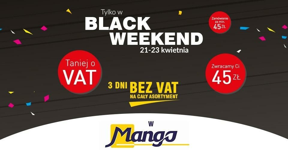 Black Weekend w Mango!