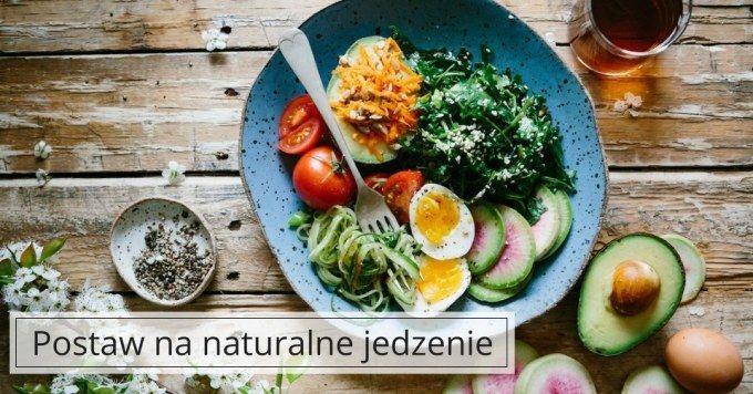 Naturalne jedzenie