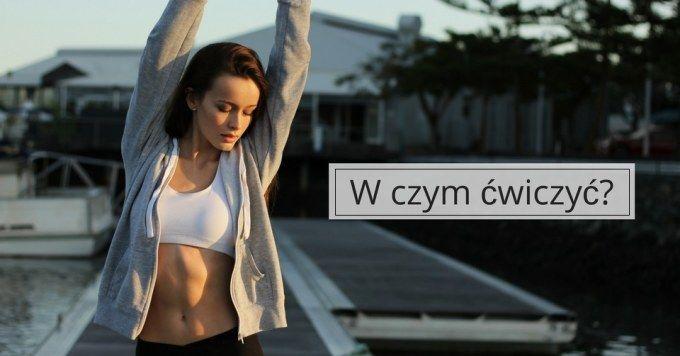 Ubrania na siłownię