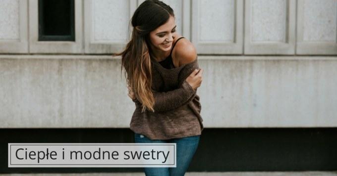 Ciepły sweter na każdą okazję