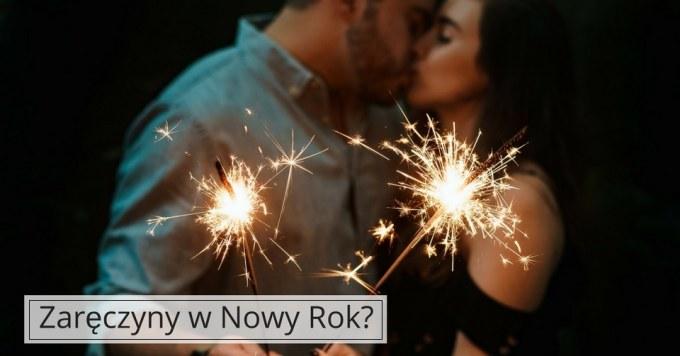 Zaręczyny w Nowy Rok – o czym musisz pamiętać?