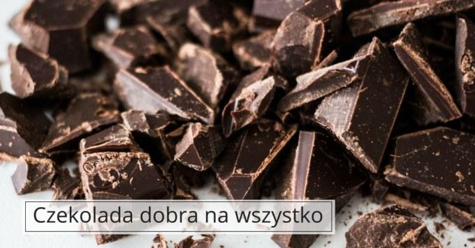 Czekolada – słodycz, którą uwielbiamy
