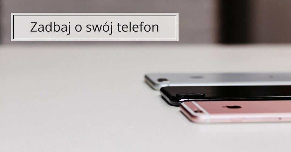Jak chronić swój telefon przed uszkodzeniami?