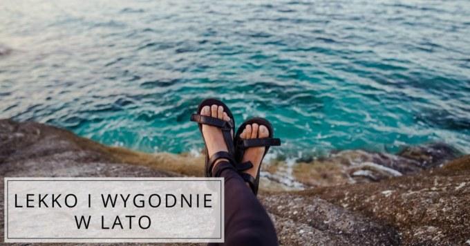 Klapki, sandały, espadryle na lato