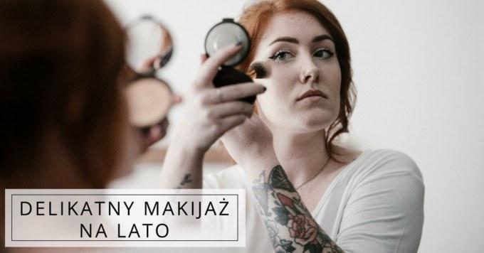 Wakacyjny make-up
