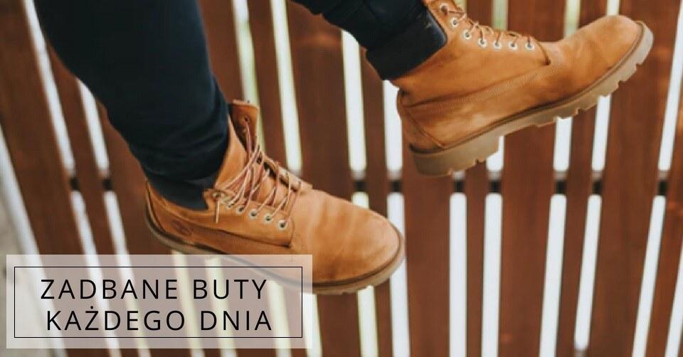 Zadbaj o swoje buty