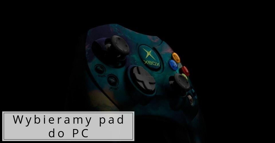 Jaki pad wybrać do PC?