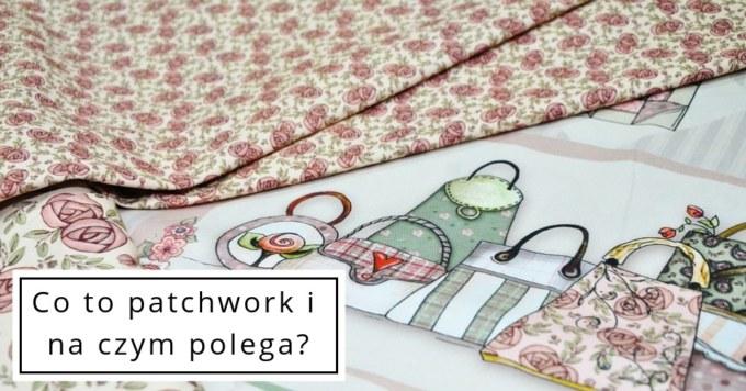 Modowe trendy – patchwork