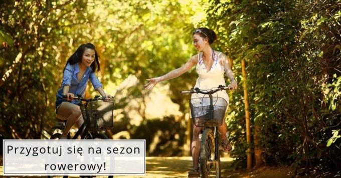 Rodzinny wypad rowerowy