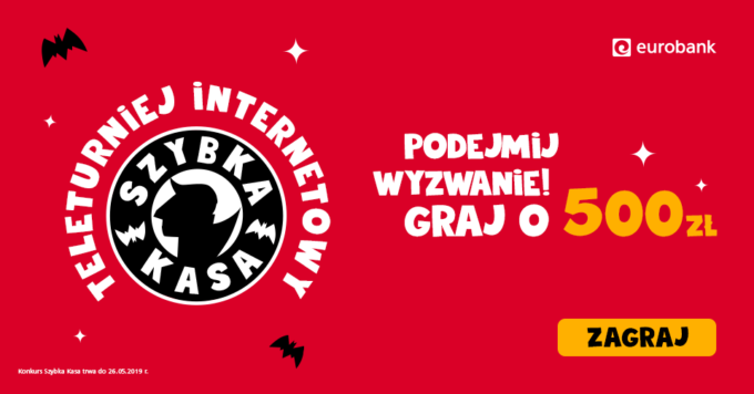 """Konkurs """"Szybka Kasa"""""""