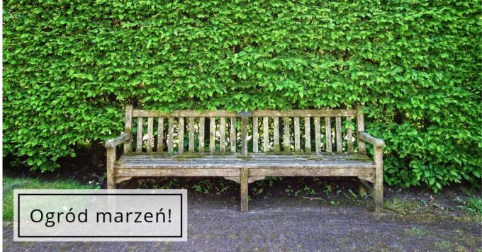 Najmodniejsze meble ogrodowe!
