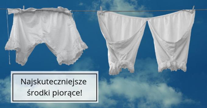 Skuteczne pranie