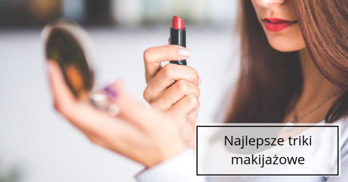 10 trików makijażowych, które musisz znać!
