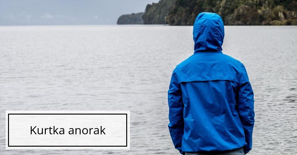 Na jesień – kurtki anorak