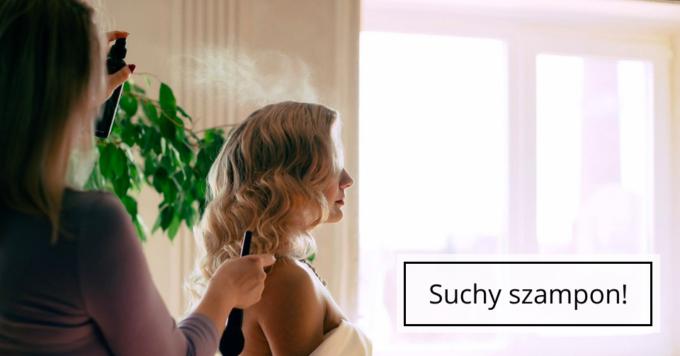 Suchy szampon – co to jest i jak działa?