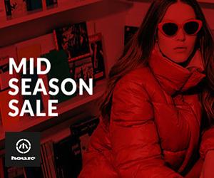 Mid Season Sale w House!