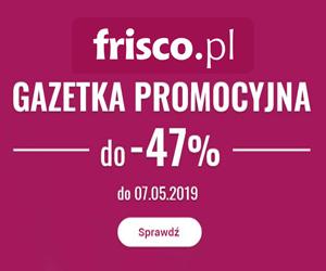 Frisco promocja do -47%
