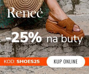 -25% na buty w Renee!