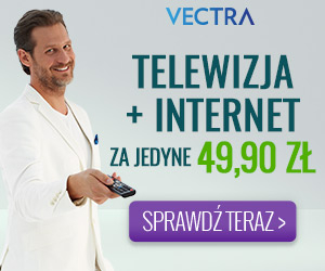Telewizja+ internet za 49,90 zł