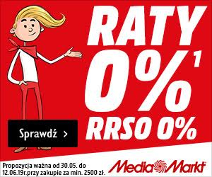 W Media Markt raty 0%!
