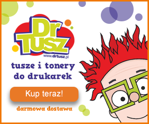 Dr Tusz: Tusze i tonery