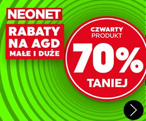AGD z rabatem do -70%!