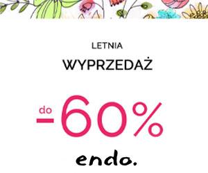 Ubranka do -60% w Endo!