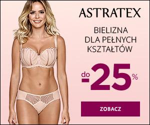 Zniżka do -25% w Astratex!