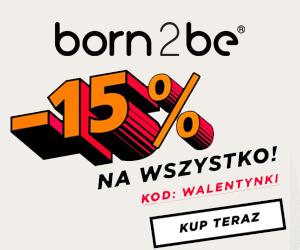 Born2be: -15% na wszystko!