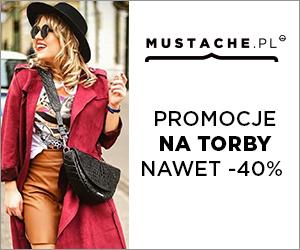 Rabat -40% na torby!