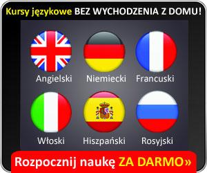 17 kursów językowych ZA DARMO!