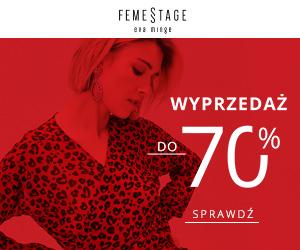 Do -70% w Femestage!