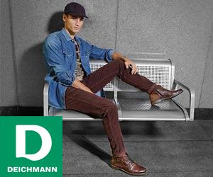 Buty męskie w Deichmann