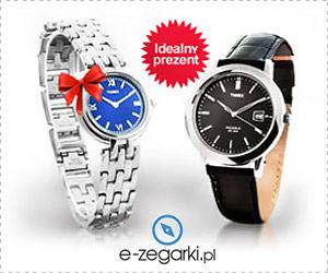 Zegarki najlepszych marek w atrakcyjnych cenach!