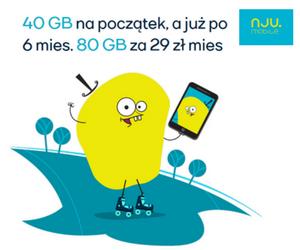 Nawet 80 GB za 29zł miesięcznie