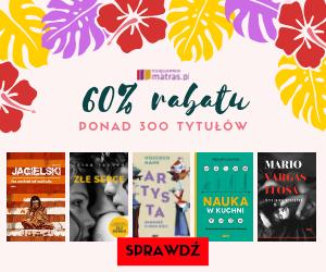 Książki 60% taniej!