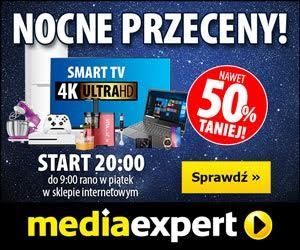 Nocne przeceny w Media Expert!