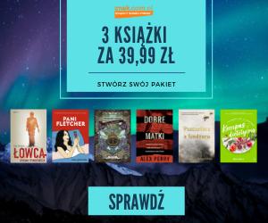 3 książki za 39,99 zł!