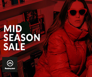 Mid Season Sale w House!