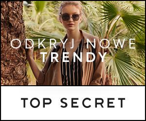 Nowe zniżki w Top Secret!