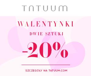 Walentynki w Tatuum!