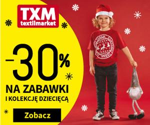 Rabaty dla dzieci -30%