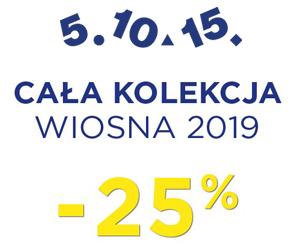 Wiosenna oferta -25%