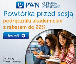 Podręczniki -22% w PWN!