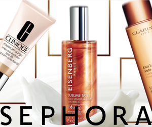 Zniża -10% w Sephora!